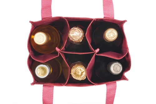 オリジナルワインバッグ 制作