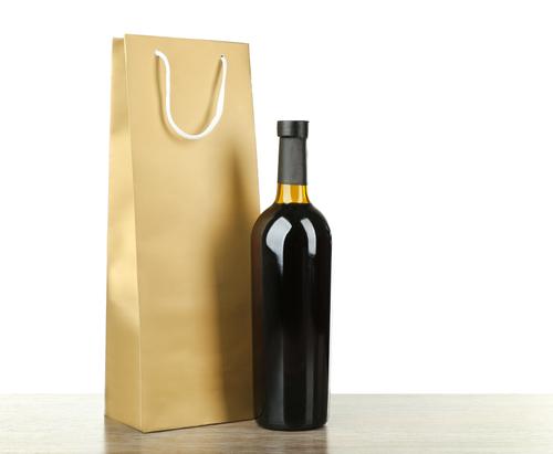 オリジナルワイン袋 制作
