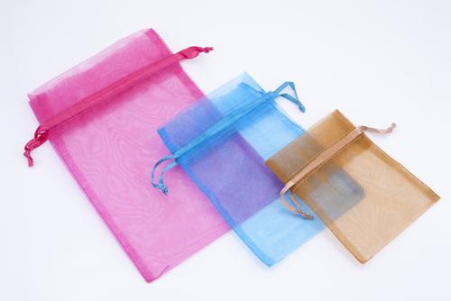 オリジナルギフト袋 オーガンジー