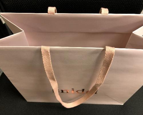 オリジナルショップ袋 制作 ターントップ