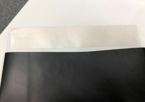 オリジナルフラップ付紙袋 制作