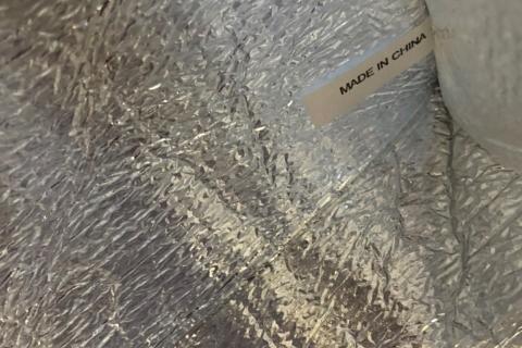 オリジナル保冷袋 タグ