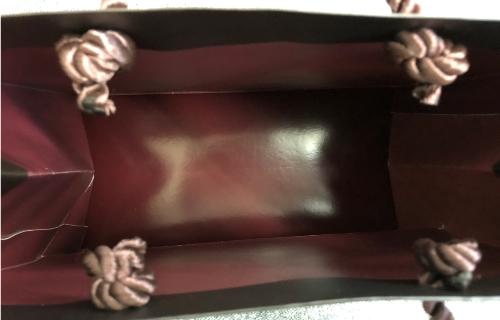 ブライダル 紙袋 制作