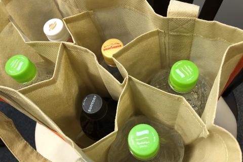 ワインバッグ 2本入る