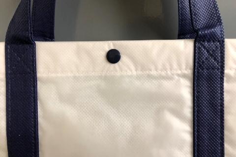 不織布バッグ 印刷 加工